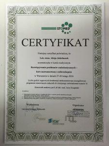 Certyfikat48
